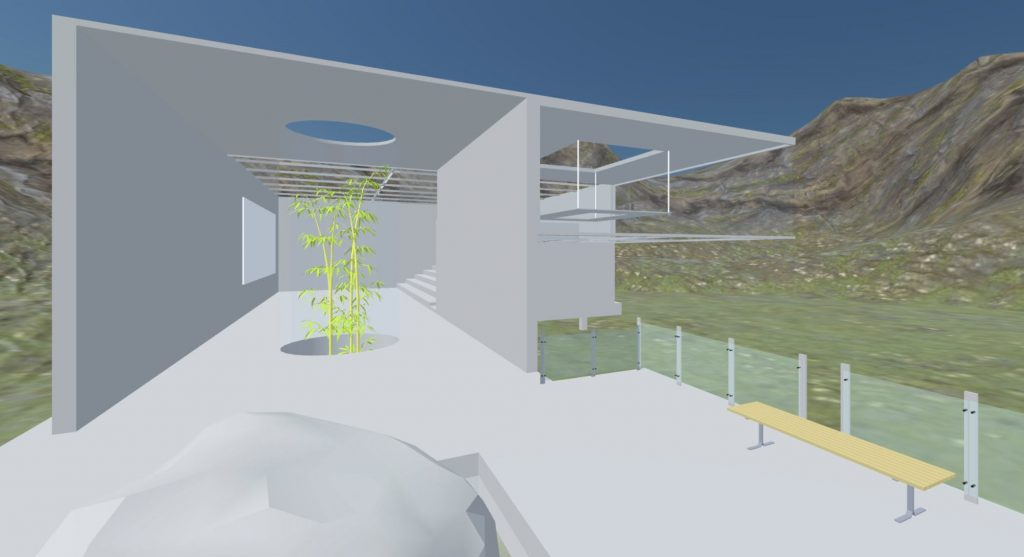 Architecture Course Holds Conference in Virtual Reality