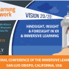 Immersive Learning Research Network 2020 Conference
