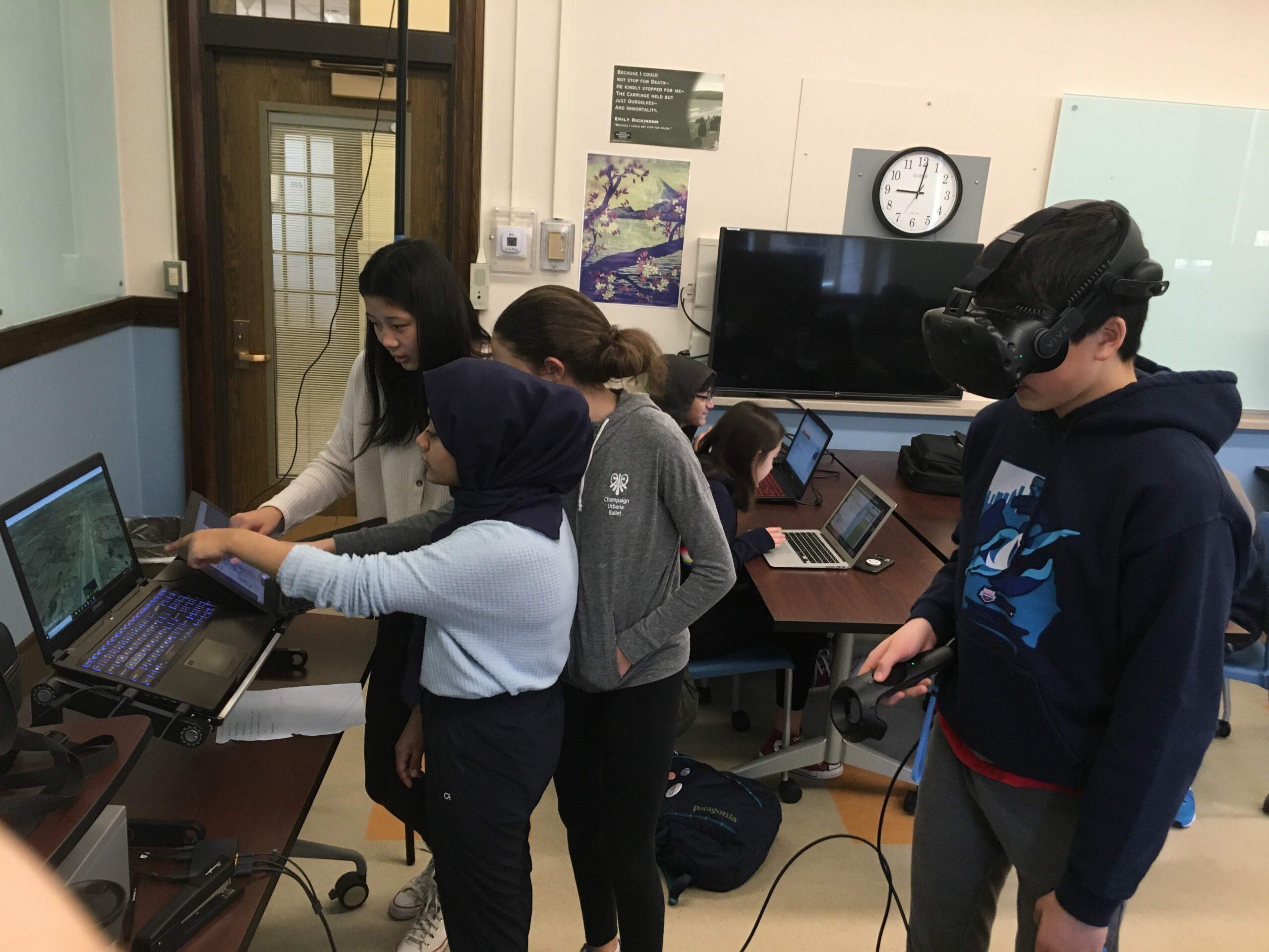 Immersive Education: Virtual Reality and Project-Based Learning in the History Classroom
